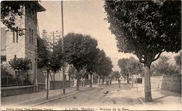 Monthey - Avenue De La Gare (5224) - VS Valais