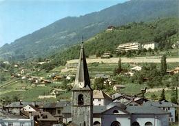Monthey - L'Hospital (25-3084) * 1974 - VS Valais