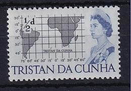 Tristan Da Cunha: 1965/67   Ships   SG71    ½d     MNH - Tristan Da Cunha