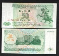 TRANSNISTRIA  50 RUB  1993 - Bankbiljetten