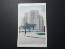 Carte Postale - CANADA - Laurentien Dominion Square MONTREAL (3944) - Montreal