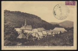 CPA - (01) La Chartreuse De Portes, Par Serrières De Briord - Vue Générale Et Animaux Au Paturage - France