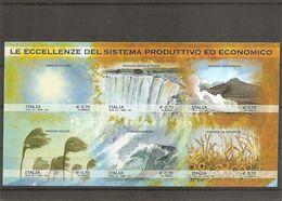 Italie ( 3437/3442 XXX -MNH) - 2011-...: Neufs