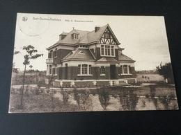 CP Ancienne De Sart-Dames-Avelines : La Villa Bouquiaux (~1930) - Villers-la-Ville