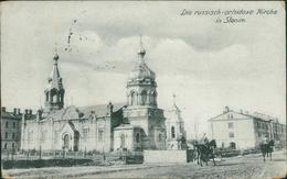 BY SLONIM / Russisch Ortodoxe Kirche / - Belarus