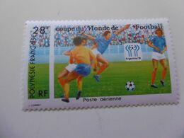 POLYNESIE   PA137 * *  ARGENTINA 78 - Unused Stamps
