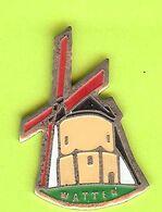 Pin's Watter Moulin - 5C04 - Pin's & Anstecknadeln