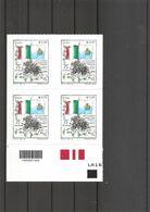 Italie ( 3463 En Bloc De 4 XXX -MNH) - 2011-...: Neufs