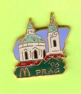 Pin's Mac Do McDonald's Prag - 5C06 - McDonald's