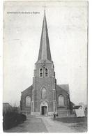 Eindhout - De Kerk - Met Sterstempel Eynthout. - Laakdal