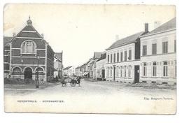 Herentals - Hofkwartier. - Herentals