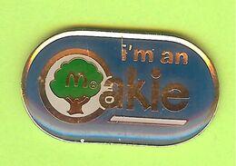 Pin's Mac Do McDonald's I'm An Akie - 5C14 - McDonald's