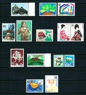 Japón Nº 1657/... Nuevo - Ungebraucht