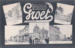 4822276Oudenbosch, Groet Uit Oudenbosch. (poststempel 1905)(zie Hoeken Randen En Achterkant) - Nederland