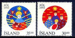 Iceland 1993 Islandia / Christmas 1986 Nöel Navidad Natal Weihnachten / Fm28  32-29 - Christmas