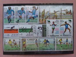 SOMALIA - 5 Serie Sport Nuove ** + Spese Postali - Somalia (1960-...)