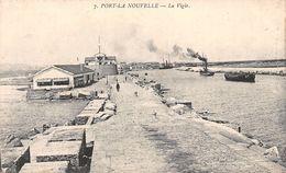 11-PORT LA NOUVELLE-N°T2906-C/0177 - Port La Nouvelle