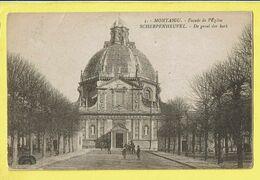 * Scherpenheuvel Zichem - Montaigu (Vlaams Brabant) * (Henri Georges, Nr 5) Façade De L'église, Gevel Der Kerk - Scherpenheuvel-Zichem