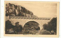 CPA, D.83, ( Var ), Ampus , Le Pont De Raton ,Ed. Joly - Autres Communes