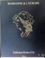 France Marianne Et L'Europe Coffret De 15 Blocs-feuillets Neufs ** 2012. Tirage 6000. Très Recherché. TB. A Saisir! - Souvenir Blocks & Sheetlets