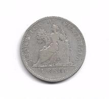 1 REAL 1897 - ARGENT - BIRMINGHAM - Guatemala