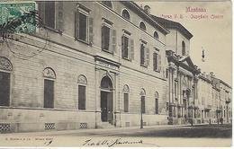 ITALIE - RARE - Mantova - Corso V. E. - Ospedale Civico - - Mantova