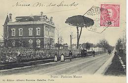 PORTUGAL - PORTO - Pinheiro Manso - 1905 - Porto