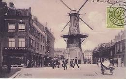 PAYS-BAS - ROTTERDAM - Oostvestplein - 1905 - Rotterdam
