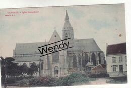 Vilvoorde (Eglise Notre Dame) Uitg. Sugg. Serie 31 N° 4   Color - Vilvoorde