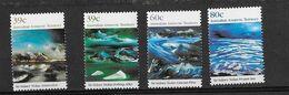 "Australie (territoire Antarctique)  N° 84 à 87**  ""Paysages L' Antartique "" - Unused Stamps"