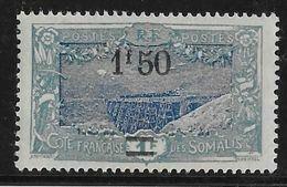 Côte Des Somalis N°135 - Neuf ** Sans Charnière - TB - Côte Française Des Somalis (1894-1967)
