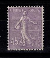 YV 197 N* Semeuse Cote 7 Euros - Ungebraucht