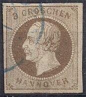Allemagne – Deutschland - Germany - HANNOVER – N°19 Obl/used - Hanover
