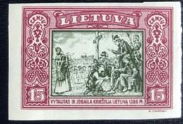 Litouwen - Lietuva - P3/1- MNH - 1932 - Michel Nr. 334B - Historische Gebeurtenissen - Lithuania