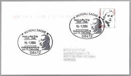 75 Años Nacimiento MARTIN LUTHER KING. Werdau, Sachs, 2004 - Martin Luther King