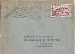 TP N° 759 SUR IMPRIMES Ou FACTURES DIVERSES DE 1947 - Marcophilie (Lettres)