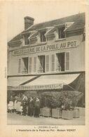JUZIERS Hostellerie De La Poule Au Pot Maison Veret - Sonstige Gemeinden