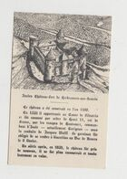 ANCIEN CHATEAU-FORT DE HERBEUMONT SUR SEMOIS - Herbeumont