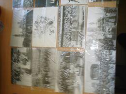 16 Postales Conmemoracion Virgen Del Pilar,van De 1917 Al 2000 - Unclassified