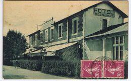 CHARENTE-MARITIME - ÎLE D'OLERON - SAINT-DENIS - Hôtel De La Plage - Hoteles & Restaurantes