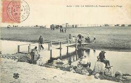 LA NOUVELLE - Passerelle De La Plage. - Port La Nouvelle