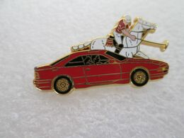 PIN'S    BMW     SERIE 8    Zamak   ARTHUS BERTRAND - BMW