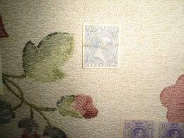 Edifil  215 Usado Sin Dentar Y Sin Goma - 1889-1931 Reino: Alfonso XIII