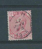 N° 38 OBLITERE LOTH - 1883 Léopold II