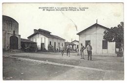 HUSSEIN DEY - Le Quartier Holbecq - La Cuisine - 36e Régiment D'aviation De L'Afrique Du Nord - Ed. J -M. Combier, Macon - Otras Ciudades