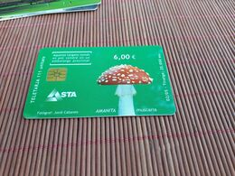 Prepaidcard Andorra Mobiland 15 Euro  Used Rare - Andorra