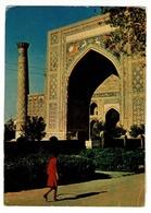 Mosquée Samarkand - Circulé 1971 - Uzbekistan