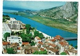 Omis - Vue Générale - Circulé 1969 - Jugoslavia
