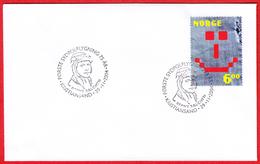 NORWAY - Kristiansand 2004 «First South Pole Flight By Bernt Balchen - 75 Year Anniversary» - Polar Flights