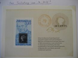 Mauritius 1979- 100 Todestag Sir Roland Hill Mi.Nr. 483 Block 11 - Mauritius (1968-...)